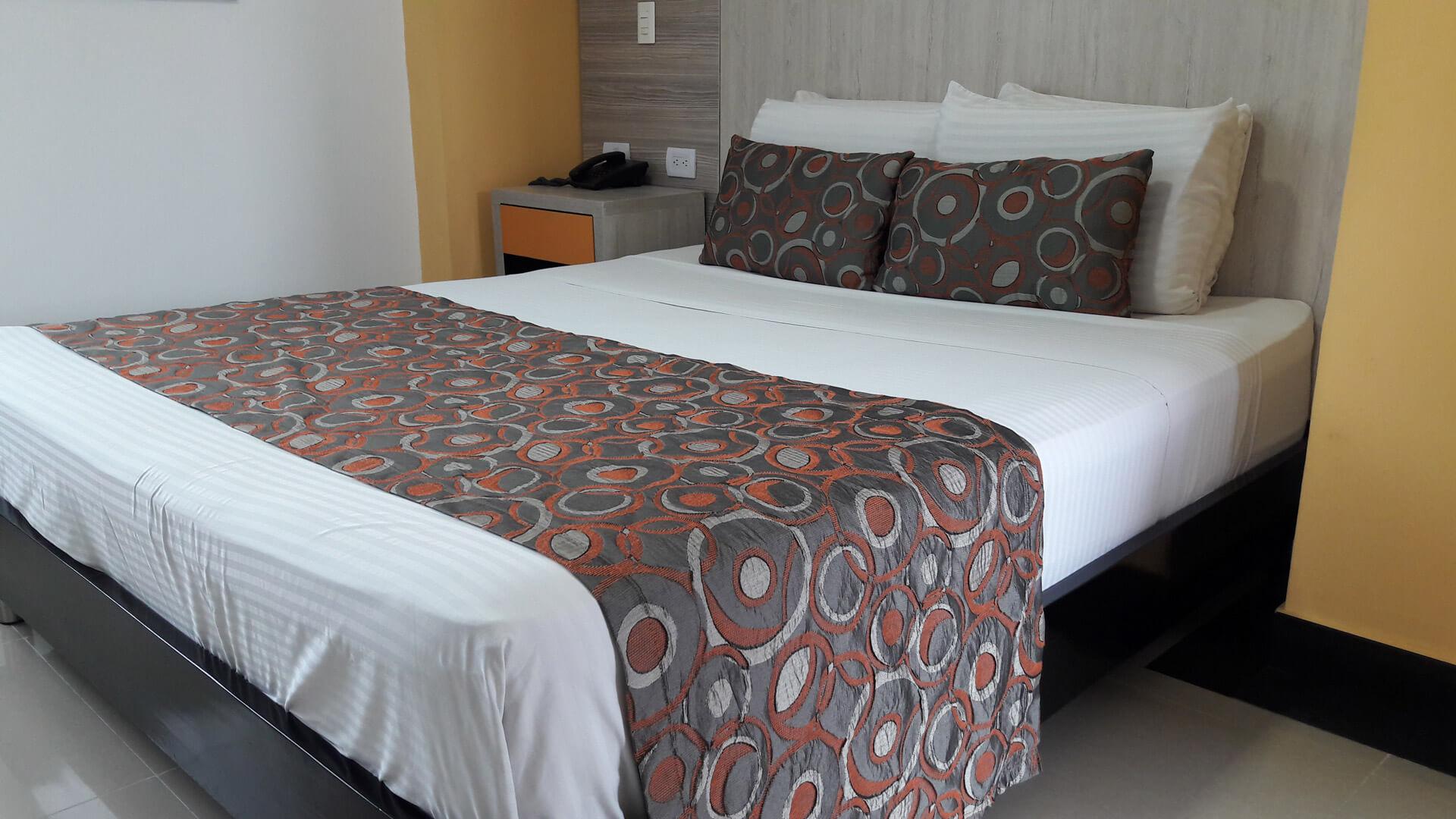 Habitación sencilla - hotel Génova Prado