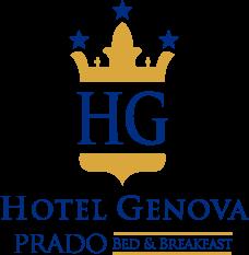 Hotel Génova Prado Logo