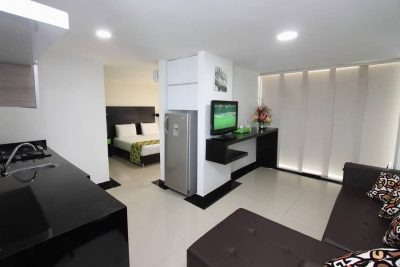Apartahotel Génova Prado - Hoteles con apartaestudio