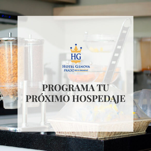 Banner programa tu próximo hospedaje - Hotel Génova Prado