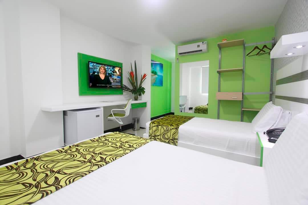 Habitación doble - Hoteles en Barranquilla