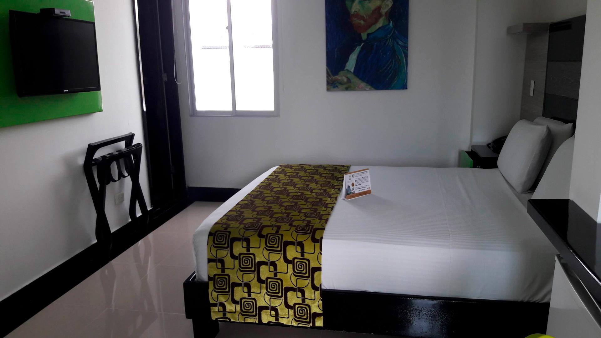 Habitación sencilla Hotel Génova Prado - hotel con excelentes habitaciones