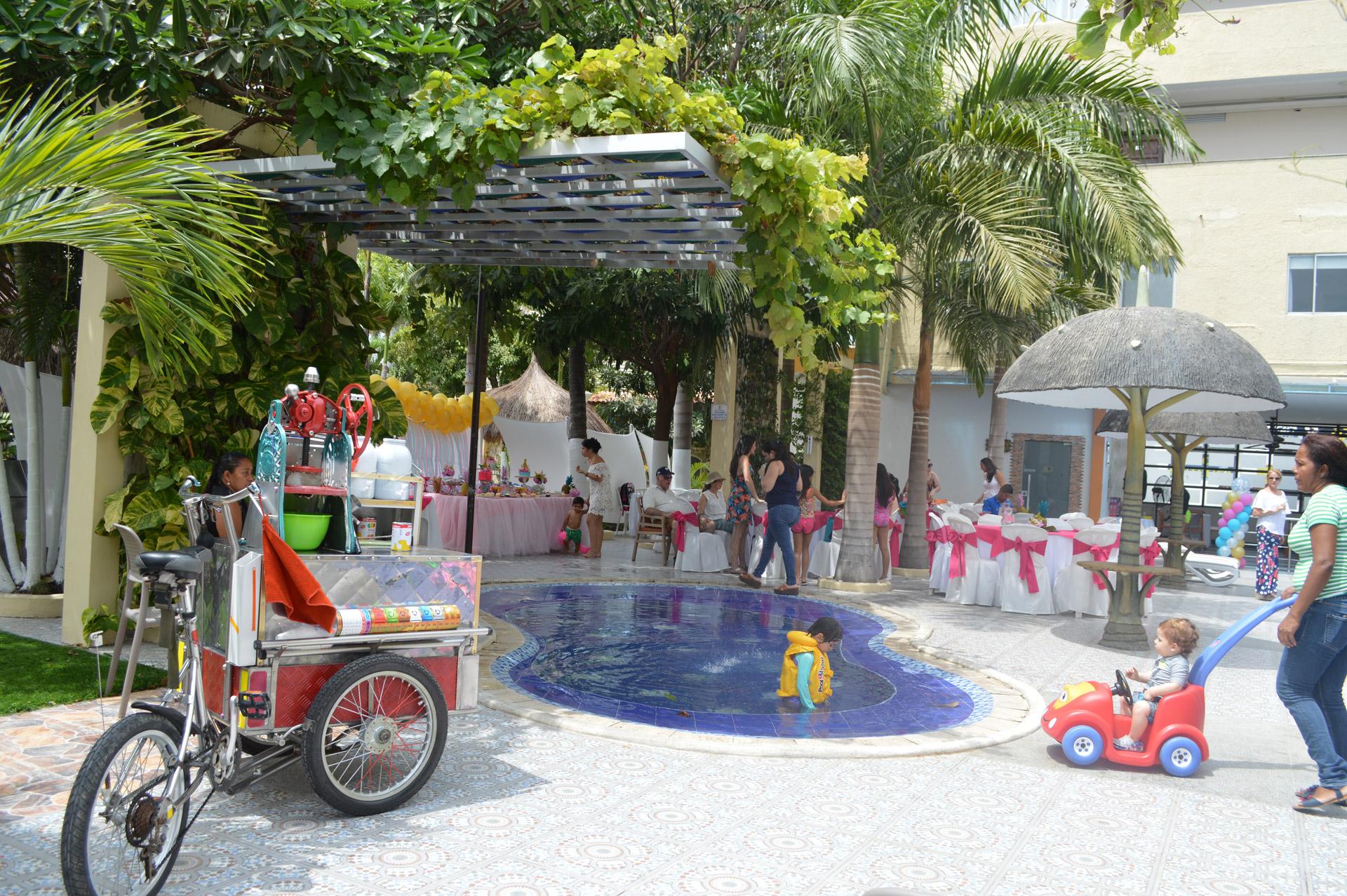 Eventos sociales - Hotel Génova Centro
