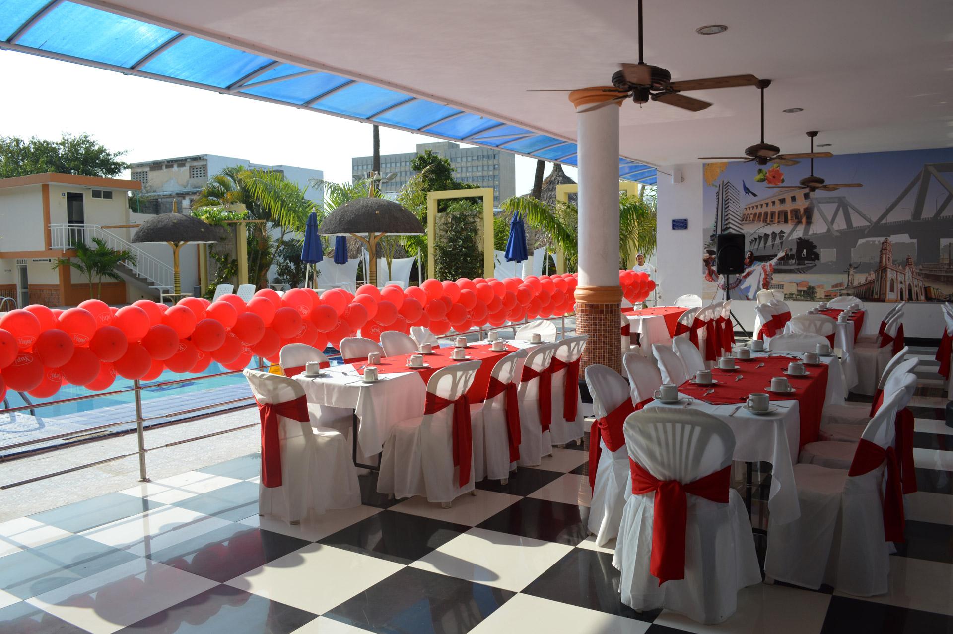 Matrimonios y eventos - Hotel Génova Centro