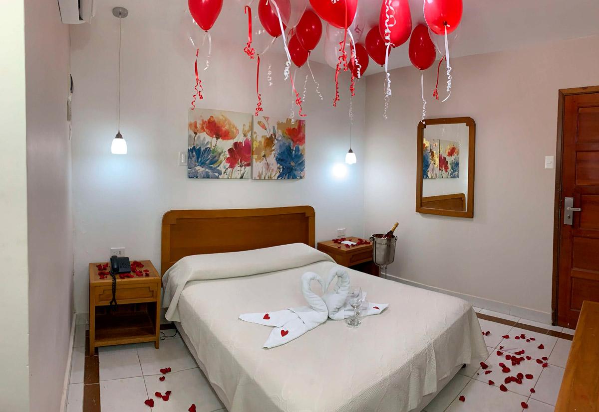 Servicio noche romántica - Hotel Génova centro