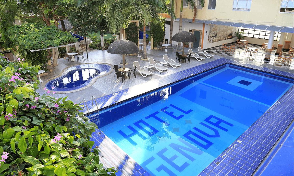 Reserva tus próximas vacaciones en el Hotel Génova Centro - Reservas hoteles en barranquilla